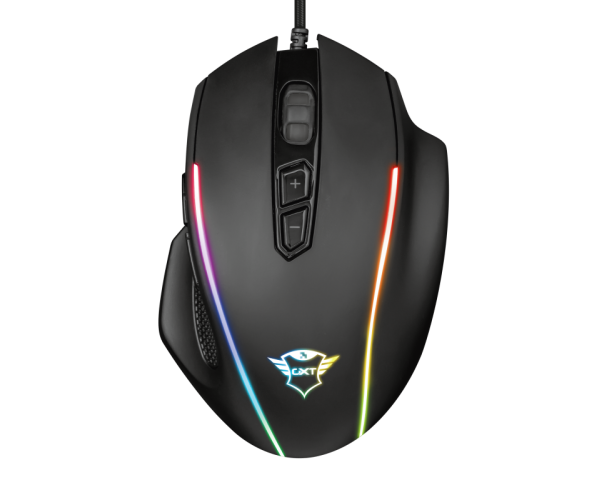 mouses gaming TRUST CELOX RGB GXT 165